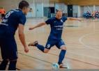 """Telpu futbola Virslīgas pastarīšu duelī """"Salaspils"""" un """"RSU/BAO-Dobele"""" uzvarētāju nenoskaidro"""