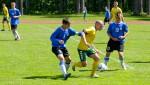Video: Ieskats Valmierā notikušajās Baltijas kausa futbola spēlēs