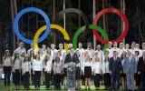 Foto: Valmierā atklāta Latvijas IV olimpiāde