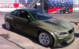 """Foto: Blušs atrāda savu jauno """"BMW"""" drifta auto"""