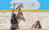 Graudiņa/Kravčenoka izcīna trešo uzvaru pasaules jaunatnes olimpiādē
