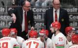 Baltkrieviem kauns par izgāšanos, galvenais treneris paliks amatā