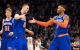 """Viedoklis: Porziņģis kļūst par """"Knicks"""" lielāko zvaigzni un citas Karmelo maiņas sekas"""