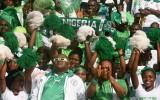 Nigērijas faniem neļaus stadionā ienest dzīvas vistas