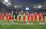 Top 5: Beļģi atkal perfekti, visām komandām vismaz divi vārti