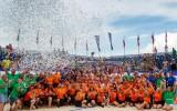 Volejbola federācija cer nākamgad Jūrmalā rīkot Pasaules tūres 4* turnīru