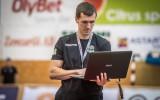 Volejbola statistikas celmlauzis Latvijā - Aivis Kokins
