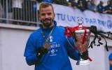 """Šimkovičs: """"Latvijas futbolistiem traucē leģionāru trūkums"""""""