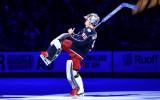 Merzļikins - NHL līderis sausajos mačos