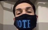 Video: Kanters piedāvā inovatīvu sejas maskas risinājumu