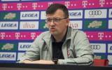"""Kazakevičs: """"Lai arī ielaidām vēlus vārtus, spēli vērtēju ļoti pozitīvi"""""""