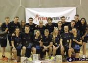 Salaspils Frisbija kluba komandas – Baltijas čempiones