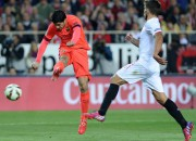 """Sevilla"" no 0:2 izrauj 2:2, ""Barcelona"" pārsvars pār ""Real"" - divi punkti"