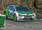 """Pēc vairāku gadu pārtraukuma """"Škoda"""" atgriežas pasaules rallija čempionātā"""