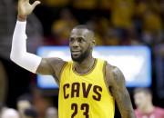 """""""Cavaliers"""" izslēdz Atlantu, Džeimsam piektais fināls pēc kārtas"""