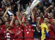 """""""Sevilla"""" vēlreiz triumfē Eiropas līgā, Čempionu līgā pieci Spānijas klubi"""