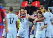VSB rādīs Eiropas U21 futbola čempionāta pusfināla spēles