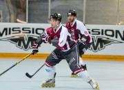 """Latvijas """"inline"""" hokejisti zaudē Ungārijai un ieņem sesto vietu"""