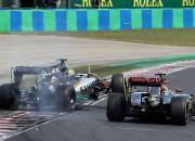 """""""Lotus"""" piloti Grožāns un Maldonado pusceļā uz izslēgšanu no sacīkstēm"""
