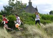 Latvijas orientēšanās sporta komanda jauktajā sprinta stafetē izcīnījusi 19.vietu