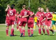 Noslēgusies Baltijas kausa izcīņa U17 un U19 meiteņu izlasēm