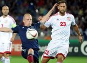 """Skoti negaidīti zaudē Gruzijā un iedragā savas """"Euro 2016"""" izredzes"""