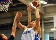 """Azartiskā basketbolā """"Ventspils"""" pieveic Mazura """"Dynamo"""""""