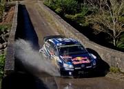 Plūdu skartajā Korsikas WRC rallijā vadību pārņem Latvala