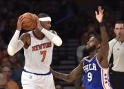 """Porziņģis nespēlē neliela savainojuma dēļ, """"Knicks"""" turpina uzvarēt"""