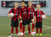 """Rīgā noslēgusies jau septītā """"Milan Junior Camp"""" nometne (+video)"""