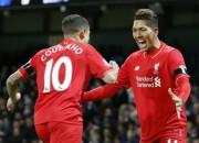 """""""Liverpool"""" teicams pirmais puslaiks un ar 4:1 sakauts """"City"""""""