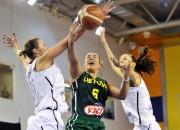 Lietuva iztērē 15 punktu pārsvaru un sensacionāli zaudē Slovēnijai