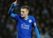 """Premjerlīgas sensācija Vārdijs pagarina līgumu ar """"Leicester"""" līdz 2019. gadam"""