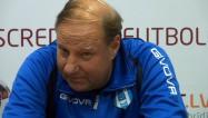 Video: Petkovs: ''Šodien neko neteikšu par savu komandu''