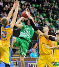 """""""Ventspils"""" ends the first round with a victory over """"Stelmet"""""""