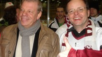Vācijas latvieši fano par hokeju