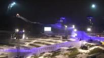 Latvieši ieradušies Red Bull Crashed Ice finālmačos