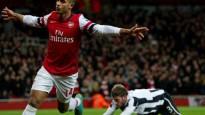 ''Arsenal'' futbolists uzstāda Ginesa rekordu