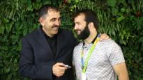 Ingušijas galva apdāvina Turcijas olimpisko vicečempionu