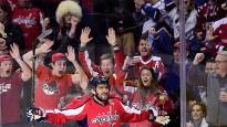NHL nedēļas topā triumfē Ovečkins