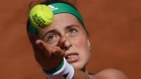 Tenisa zvaigznes vērtē Ostapenko sniegumu un izredzes finālā