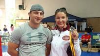 Titulētā Grigorjeva uzsākusi pirmo treniņnometni pēc dzemdībām
