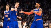 """Porziņģis kļūst par """"Knicks"""" lielāko zvaigzni un citas Karmelo maiņas sekas"""