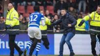 Nīderlandē mājinieku fani pēc sakāves uzbrūk viesu futbolistiem