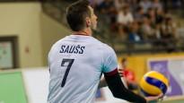 Nauda volejbolā: cik pelna Eiropā spēlējošs Latvijas izlases spēlētājs?