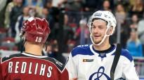 """Rīgas """"Dinamo"""" pēdējā brīdī zaudē Indraša """"Dynamo"""""""