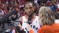 NBA nedēļas topā triumfē Lenards ar danku