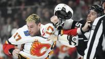 100 kilogramu un vairāk: NHL izkaujas supersmagsvari Lučičs un Makdermids