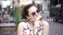 #5 VeseLīga: Vai tavas emocijas diktē noteikumus ar ēdienu?