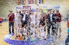 """""""Jēkabpils"""" uzvar un priecājas par bronzu"""